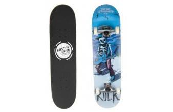 Koston Skateboard Guitar Player 8.25 x 32.5 inch